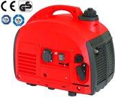 Generator benzine Aggregaat Stroomgenerator PT2000