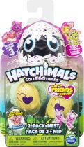 Hatchimals Colleggtibles 2 Pack + Nest - Seizoen 3