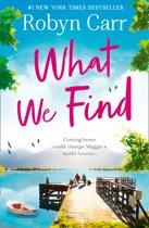 What We Find (Sullivan's Crossing, Book 1)