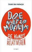 Boek cover Doe niet zo moeilijk van Frank van Marwijk (Paperback)