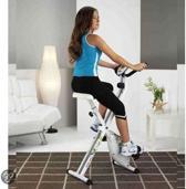 OPEN & GO opklapbare hometrainer - Comfortabel in gebruik - Fraai design - YF90