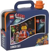 Lego Movie Lunchset - Zwart