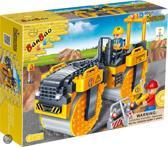 BanBao Constructie Stoomwals - 8538