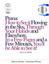 Prana: How to See it Flowing in the Sky, Through Your Hands and Elsewhere. (Manual #045)