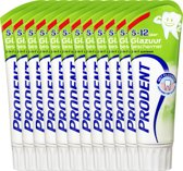 Prodent 5-12 jr Glazuur Bescherming - 12 x 75 ml - Tandpasta - Voordeelverpakking