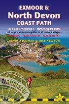 Exmoor & North Devon Coast Path, South-West-Coast Path Part 1