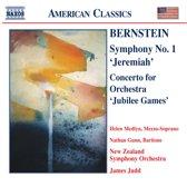 Bernstein: Sym.No.1 Jeremiah
