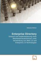 Enterprise Directory