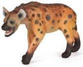 Plastic hyena speelgoed dier 11 cm