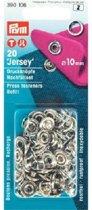 Prym Jersey drukknopen 20 stuks 10 mm navulverpakking