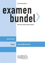 Boek cover Examenbundel havo Aardrijkskunde 2019/2020 van Huub Kasbergen