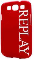 Replay hardcover Samsung Galaxy S3 - rood