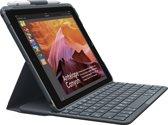 Logitech Slim Folio - Toetsenbord Case voor 5e & 6e generatie iPad - Qwerty