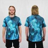 Bones Sportswear Heren T-shirt Dragon maat L