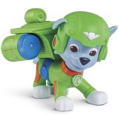Paw Patrol - Air Rescue Rocky Pup Pack & Badge