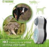 Mobiele honden- en kattenverjager HK1