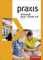 Praxis WRT 7 / 8. Schülerband. Regelschulen. Thüringen