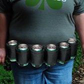 MikaMax Beer Belt Geschikt voor 6 blikjes One-size
