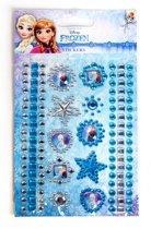 Slammer Frozen Stickers 119 Stuks