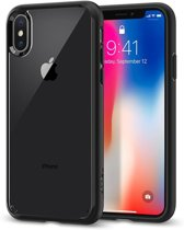 Spigen Ultra Hybrid for iPhone X matt black
