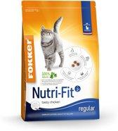 Fokker kat nutri-fit kattenvoer 2,5 kg