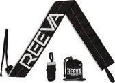 Reeva Strength Wraps - Geschikt voor Fitness en CrossFit - Zwart