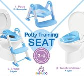 Babyloo Bambino 3 in 1 PottyOefen kinder-toiletbril - Kinderpotje