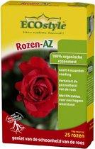 ECOstyle Rozen-AZ - 1 kg - organische rozenmest voor 25 rozenplanten