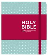 NIV Journalling Black Hardback Bible