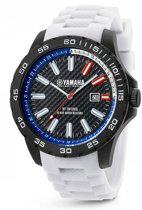 Yamaha Collection by TW Steel -  Horloge  - 40 mm -  Carbon - Wit