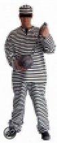 Heren kostuum luxe Boef 3 delig in de maat 50/ 52