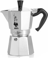 Bialetti Moka Express Percolator - 300 ml - 6 kops