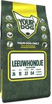 Yourdog leeuwhondje hondenvoer volwassen 3 kg