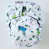 AN2 AIO Newborn Pocket luier zoo