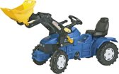 Rolly Toys FarmTrac New Holland - Traptractor met Frontlader