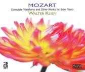 Mozart Klavierwerke/Klien
