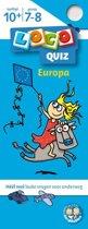 Loco Quiz Europa Gr. 7-8 Leeftijd 10+