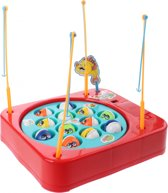 Jonotoys Visspel Fishing Game 17-delig