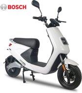 IVA E-GO S4 Elektrische Scooter Wit 45 km/h
