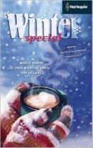 Winterspecial: Winterse metamorfose / Redder in de sneeuw / Op slag van twaalf, 3-in-1