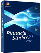 Pinnacle Studio 21 Plus - Nederlands / Engels / Frans - Windows