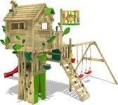 WICKEY Smart Treetop Rood - Speeltoestel