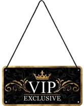 Nostalgic Art Metalen bord Hanging VIP Exclusive