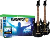 Guitar Hero Live + 2 Gitaren bundel - Xbox One