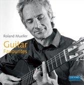 R. Muller, Gitarre, Div. Komponisten