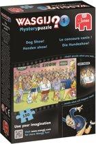 Wasgij Mystery 1 Hondenshow - Puzzel - 150 stukjes