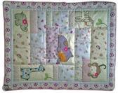 Ms&Mr Twinkle Boxkleed kruipdeken Nijlpaard