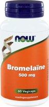 Now Foods Bromelain 500mg