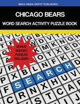 Chicago Bears Word Search Activity Puzzle Book