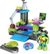 Mega Bloks Turtles Fabriek Battle Jongens 56-delig
